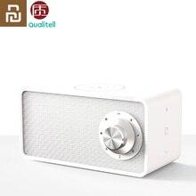 Youpin Zhiling Qualitell kablosuz şarj cihazı beyaz ses hoparlör BLT5.0 EPP protokolü 10W hızlı şarj şarj hoparlör