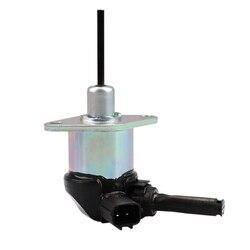 1A021 60015 paliwa 12V zawór elektromagnetyczny zatrzymania dla Kubota L3830 L39 L3940 L45 L4600 L4630 L4740 L48 L5030 L5040 na