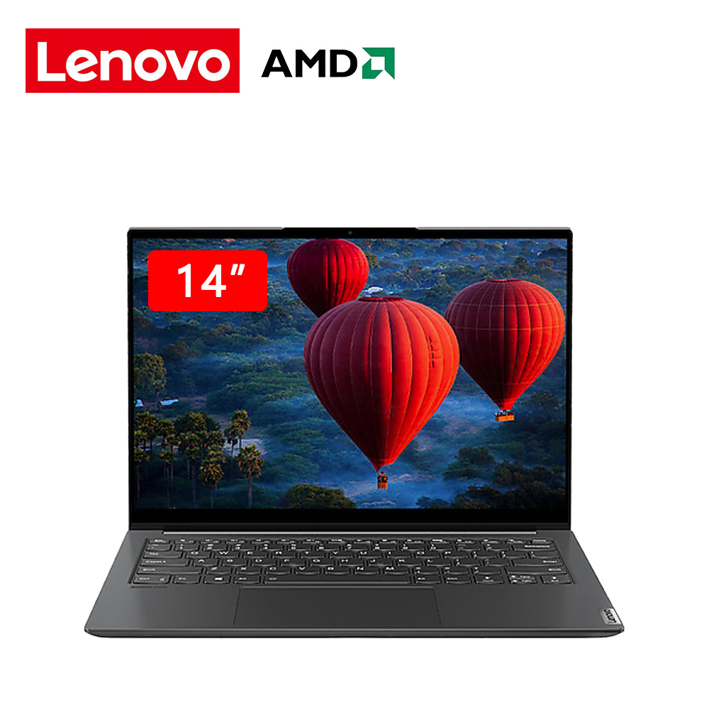 Ноутбук lenovo YOGA 14s 2021 Ryzen 7 4800H/5800H 16 Гб RAM 512 ГБ NVMe SSD 14 дюймов FHD IPS экран ноутбук ультрабук