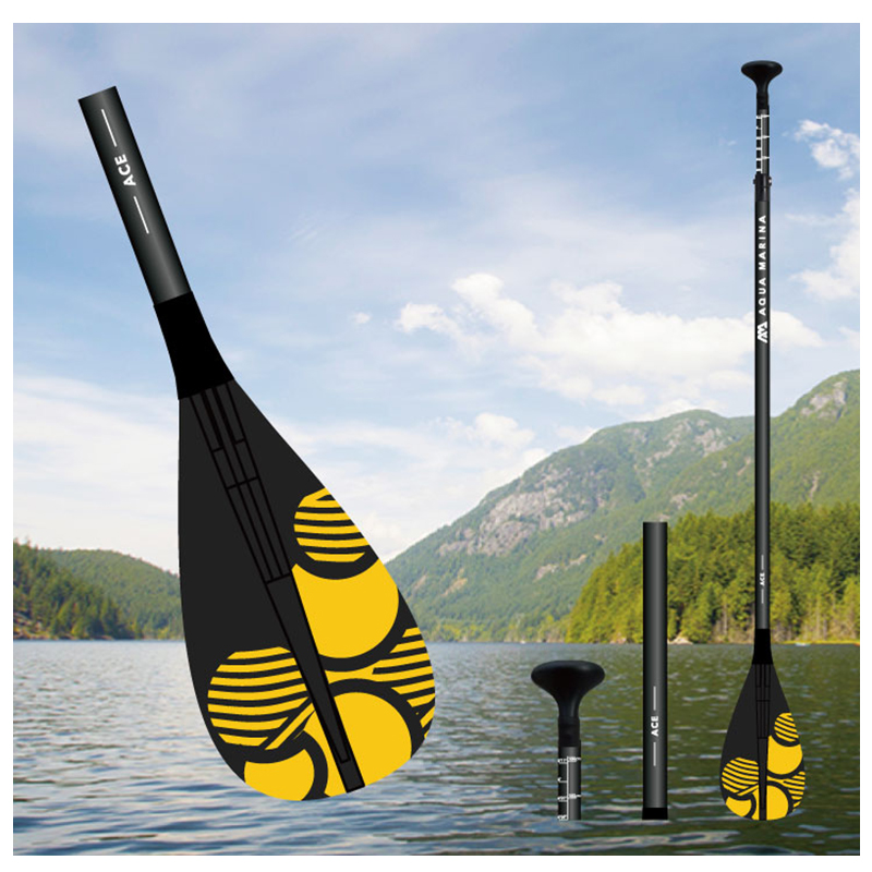 Outdoor Adjustable 130-165 Cm Sup Paddle Board Aqua Marina ISUP-Stand Up Paddle Ssurf Enhanced PP Paddle For Surfing Boards