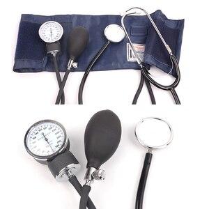 Image 2 - Медицинское оборудование, медицинский кардиологический прибор для измерения артериального давления, штатив для измерения артериального давления, комплект для путешествий, сфигмоманометр