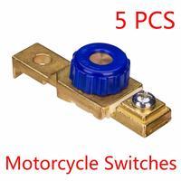 2020 auto Motorrad Schalter Batterie Terminal Link Schnell Cut-Off Schalter Dreh Trennen Isolator Auto Lkw Teile Auto Ersatzteile teil