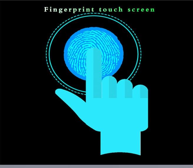 touch screen smartwatch