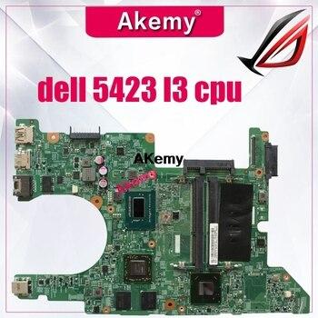 11289-14Z-5423 1 motherboard para dell 5423 motherboard dell Inspiron motherboard I3 cpu Teste original notebook