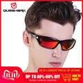QUESHARK TR90 Untralight Rahmen HD Polarisierte Sonnenbrille Angeln Brillen Radfahren Gläser Für Männer Frauen Sport Wandern Laufen Golf