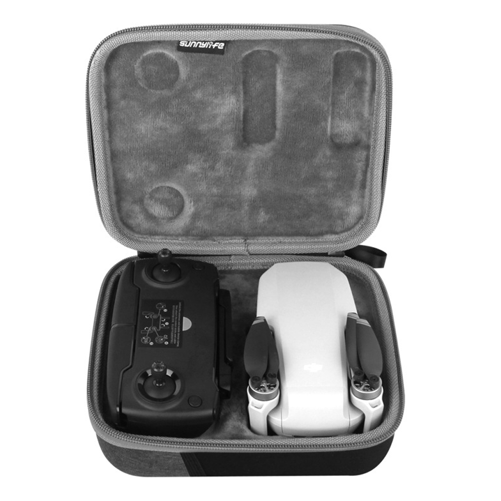 For DJI MAVIC Pro Drone Carry Soft Protective Battery+Remote Control Storage Bag