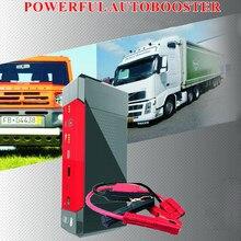 Démarreur de saut de voiture Portable, outil d'urgence, batterie 24000mAh 24V