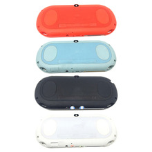 Back Housing Shell Case Rear Cover for PSV2000 PSVITA 2000 Game Console Replacement Back Cover Case for PS VITA 2000 Spare Parts