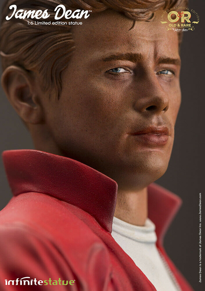 Infinite Statue James Dean 1//6 Male Figure Statue Model Toys 905614 IN STOCK