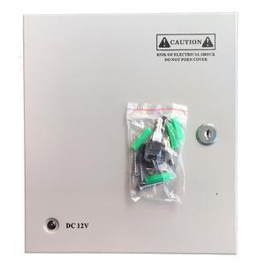 Image 5 - 9CH AC100 240V To DC12V 5A 10A 15A Power Supply Box Adapter Transformer for CCTV Security Camera LED Strip String Light