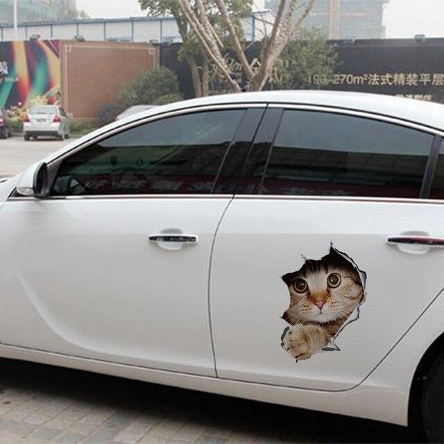 Фото 3d стерео аниме забавная творческая личность котенок кошка имитация цена