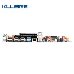 Image 5 - Kllisre X79 doble CPU placa base LGA 2011 E ATX Tablero Principal USB3.0 SATA3 PCI E 3,0 16X PCI E NVME M.2 SSD compatible con procesador Xeon