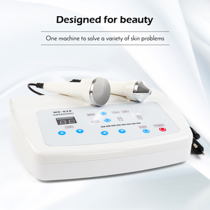 Image 2 - Pro Ultrasonic Women Facial Skin Care Whitening Freckle Removal High Frequency Lifting Skin Anti Aging Beauty Facial Machine