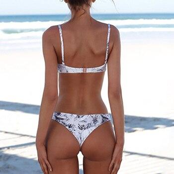 Classic Halter-Top Bikini Set 2