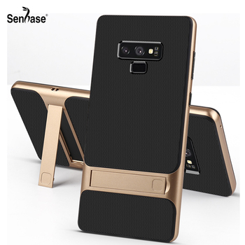 Shockproof TPU + PC 2 in 1 Stand Cover For Samsung Galaxy Note 8 9 10 S8 S9 S10 S10e J2 Pro J4 J6 A6 A8 Plus J8 A7 A9 2018 Case