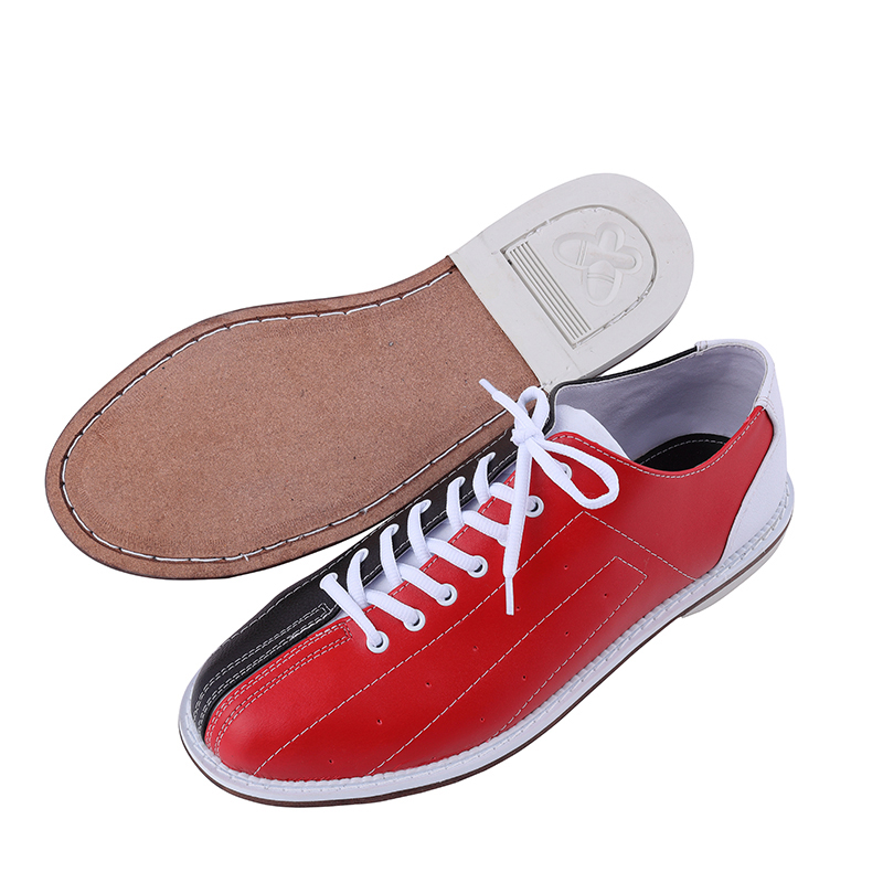 Professional Sneakers Men Breathable Bowling Shoes Skidproof Sole Sports Bowling Shoe Supplies Men Outdoor Athletic Trainers