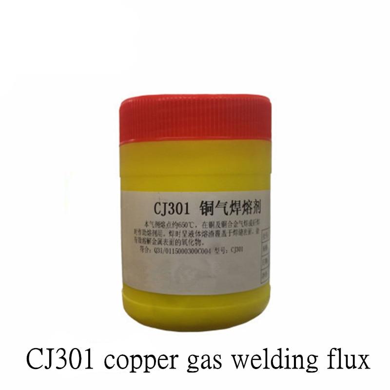 Free Shipping 500g CJ301 / QJ201 / QJ102 / CJ401 Alloy Welding Flux Welding Consumables Metal Brazing Flux Powder