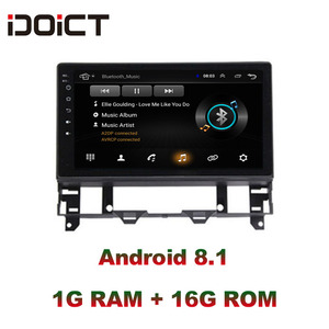 Image 1 - IDOICT Android 8.1 Car DVD Player GPS Navigation Multimedia For Mazda 6 Radio 2002 2008 car stereo DSP
