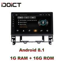 IDOICT Android 8.1 samochodowy odtwarzacz dvd odtwarzacz nawigacja multimedialna gps dla mazdy 6 Radio 2002 2008 samochodowe stereo DSP