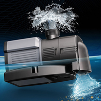Water pump pumping submersible pump frequency conversion mute circulation filter energy saving Fish pond suction pump