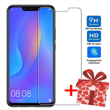 3Pcs 9H Tempered Glass for Huawei Y5 Y6 Prime Pro 2018 8X 8C 7X Y3 II 2017 2019  Screen Protector Protective