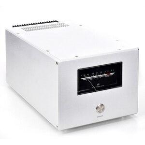 Image 4 - 400W 400VA * 2 Hifi Hi End Class Aเครื่องขยายเสียงHome Audio System 1CHหรือ2CHแยกdual Mono Pureโพสต์AMP 408*240*180มม.