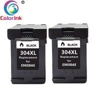 ColorInk 304XL nova versão Cartucho de Tinta para hp 304 hp 304 xl deskjet envy 2620 2630 2632 5030 5020 5032 3720 3730 5010 printer|Cartuchos de tinta| |  -