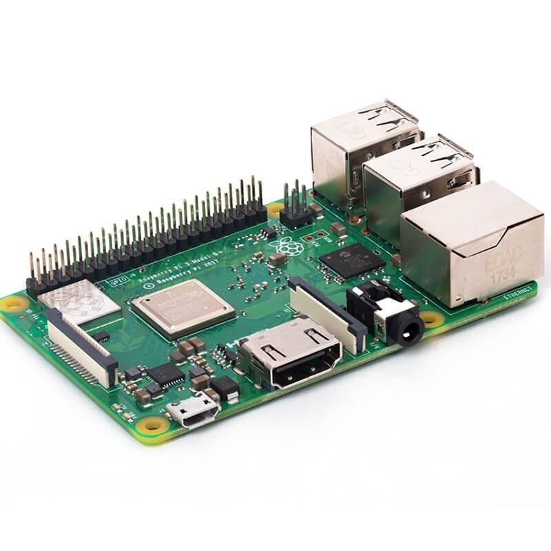 raspberry pi Original Raspberry Pi 3 Model B+ Development Board 1GB RPI 3B+ for PC Computer/ Laptop Monitor (5)