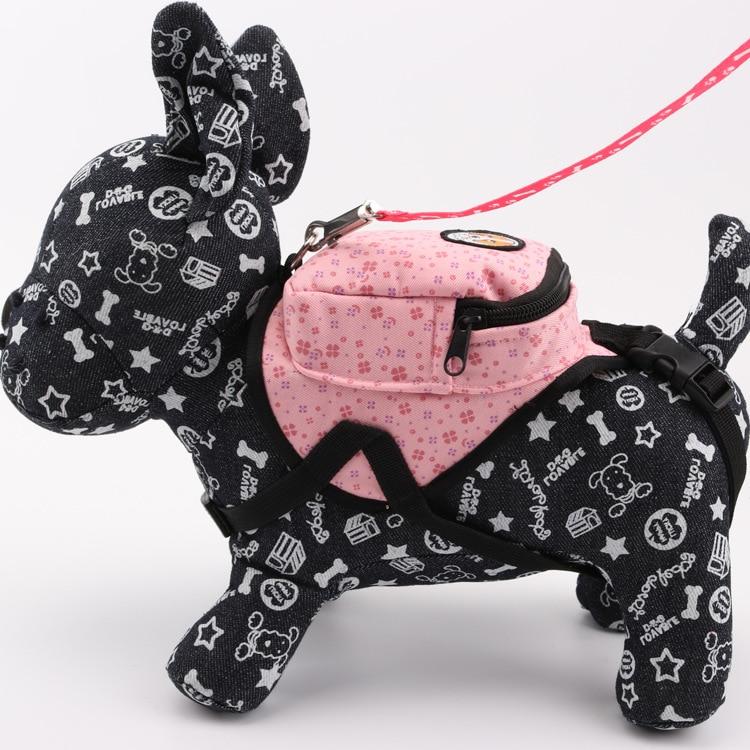 Pet Dog Backpack Nursing Portable Pet Backpack Dog Pet Self-Back Type Backpack Traction Pet Supplies