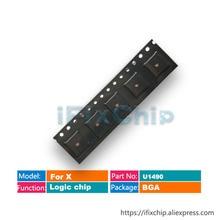 5 10 ชิ้น/ล็อต U1490 สำหรับ iPhone X Logic ชิป IC Fix ไม่ Power