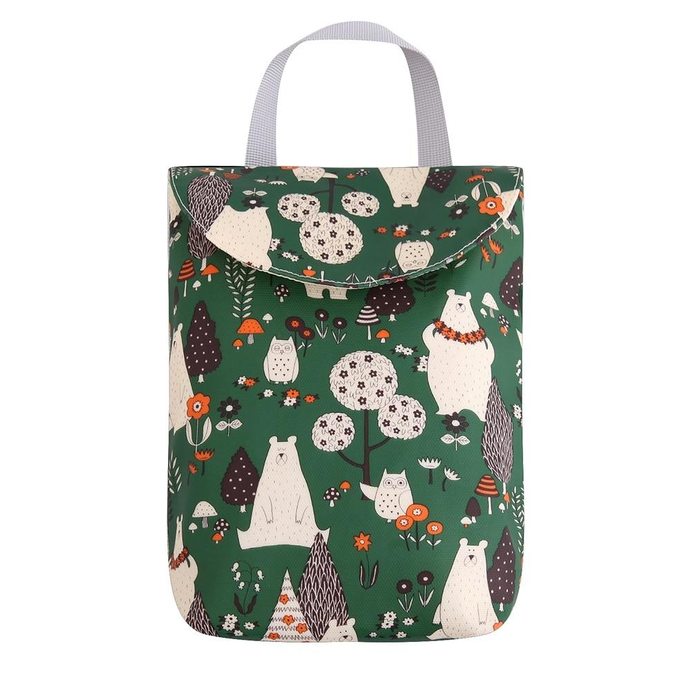 Baby Diaper Bags Diaper Bag For Stroller Backpack Nappy Bags Organizer Reusable Waterproof Mummy Storage Nursing Bag