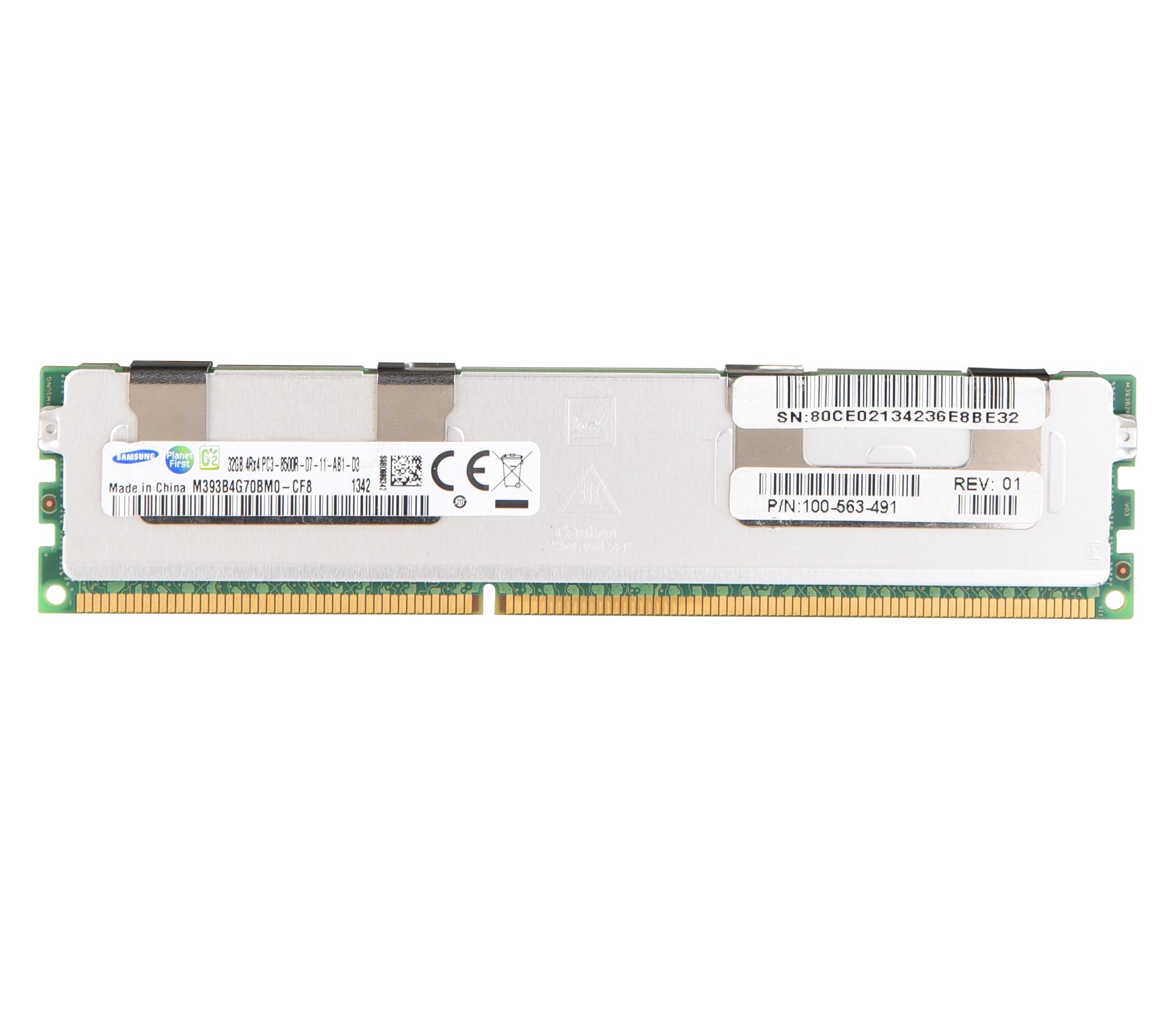 JINGSHA Supports X79 LGA 2011 Motherboard With DDR3 4GB 8GB 16GB 32GB  Ecc Reg Server Memory 1333 1600 1866MHz DIMM  RAM