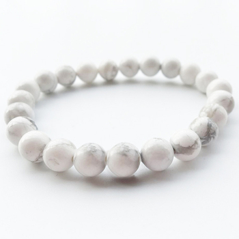 Classic Solid Color Series Natural Stone Beaded Bracelets Tiger Eyes Stone Men Women Charm Chakra Bangles Handmade Jewelry Gifts 2