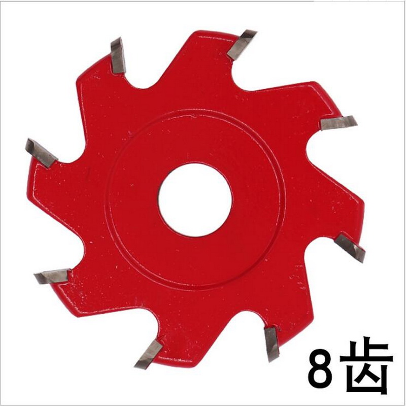 Free Shipping Of 1pc 80-95mm*6*20*6-12T TCT Scoring Blade Carbide Tips For Scoring Aluminum Plate/alunimun Profile