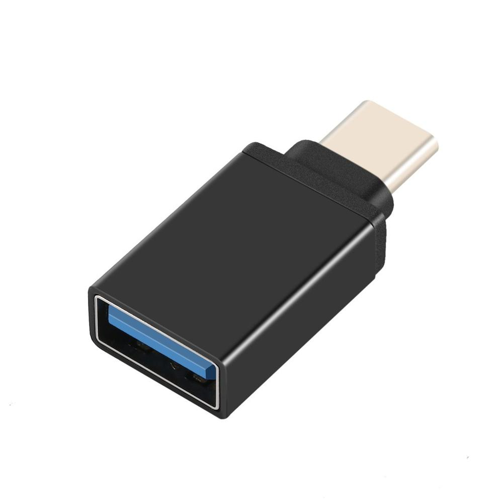 USB Type C OTG Adapter USB 3.1 To USB 3.0 OTG Type-C Converter For Macbook Samsung S10 S9 Huawei USB-C Connector