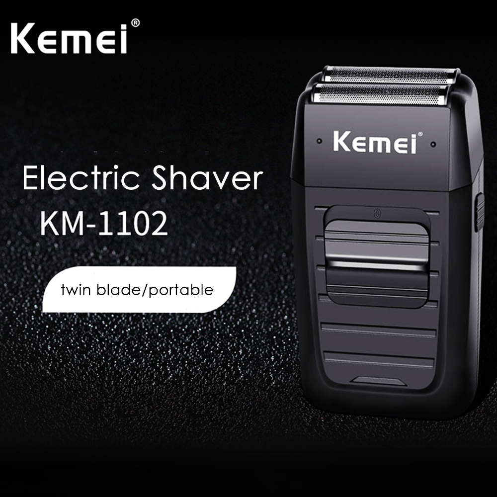 Kemei Professional Hair Clipper Rechargeable Cordless Powerful Beard Trimmer Hair Cutter Cortadora De Pelo
