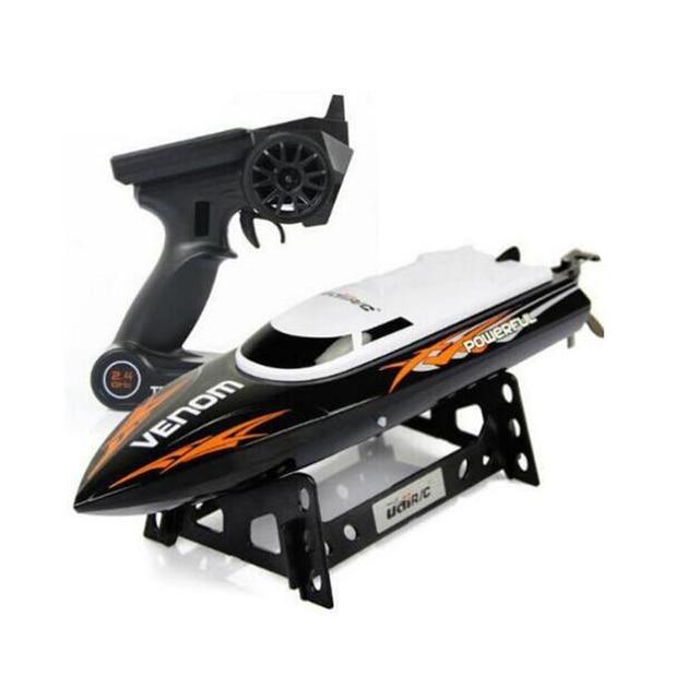 Parkten UDI001 2 4G High Speed 4CH Remote Control RC Boat Speedboat Children s Toy Water