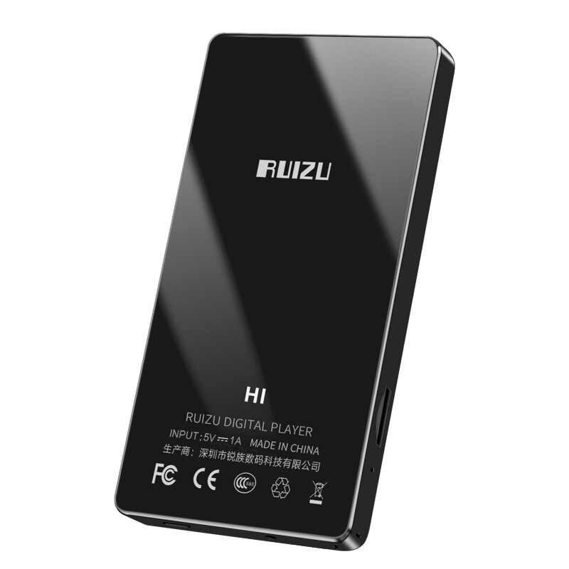 """Ban đầu Ruizu H1 BLuetooth Nhạc Lossless MP3 1.8 """"Màn Hình LCD Hỗ Trợ DSD, Lời Bài Hát Displa 2 Chiều Blueto"""