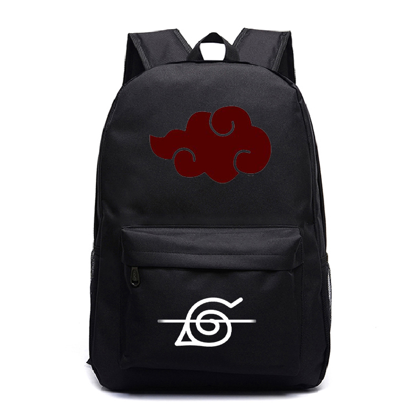 Naruto Backpacks Teenager School Back Pack Bags Unicorno Backpack Cartoon Luminous Mochila Travel Bags