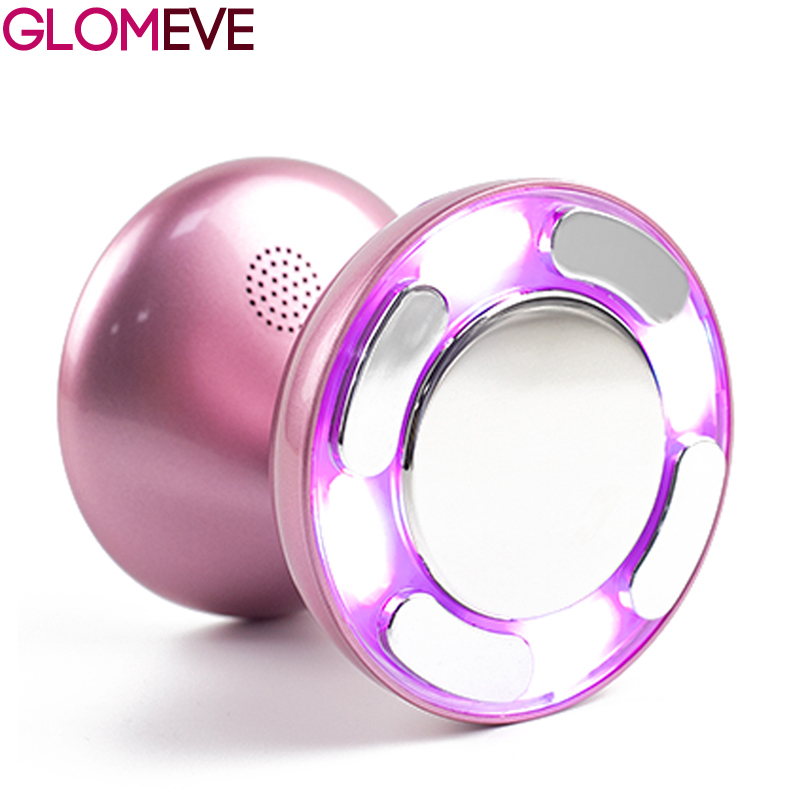 LED RF Ultrasonic Cavitation Radio Frequency EMS Body Slimming Massager Anti Cellulite Massage Fat Burner Weight Loss In Care