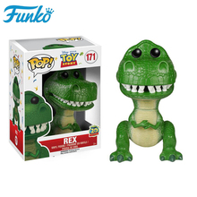 FUNKO POP Toy Story 4 Forky Rex Brinquedos Vinyl Action Figures Cartoon Anime Figure Collection Model Toys Gifts 2F03