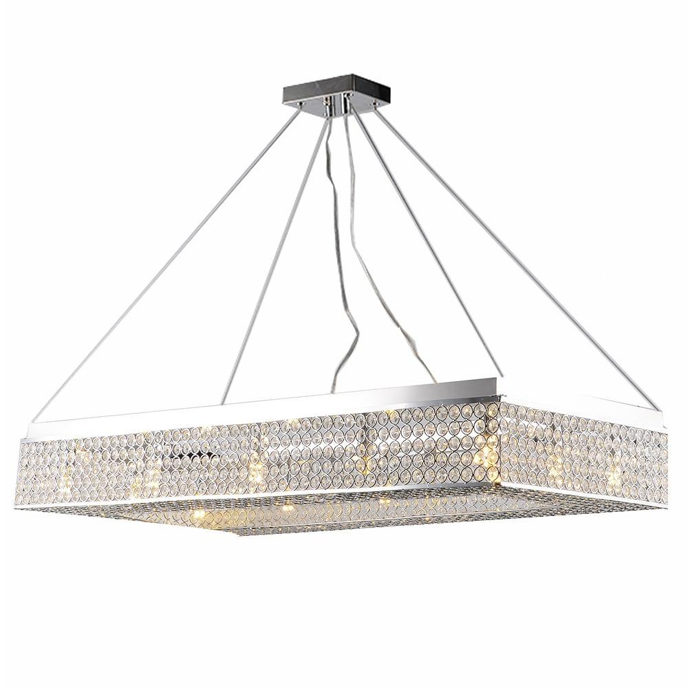 Luminaria pendente deco chambre glass LED luces colgantes restaurante  lámparas colgantes de techo