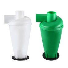 2 Pcs Cyclone SN50T3 Industrial Extractor Dust Collector Woodworking Vacuum Cleaner Filter, Green & White(China)