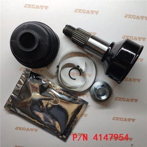 Image 4 - CV Axle Drive shaft Rear  CV Joint Plunging  CV BOOT KIT FOR YAMAHA Grizzly 550 YFM5FG 2009 2011 & Grizzly 700 YFM7FG 2007 2013