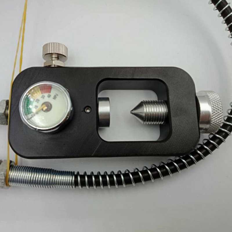 Pcp حوض للغوص بجهاز تنفس ملء محطة مع ارتفاع ضغط ملء سوط