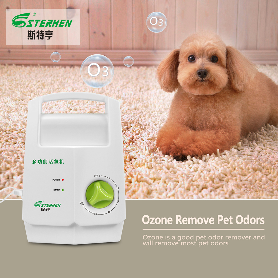 STERHEN ozone generator 220v ozone purifier o3 Cleaning fruits and vegetables O3 Timer Air Purifiers Water Food Sterilizer
