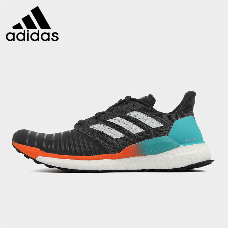 <font><b>Adidas</b></font> Mens Ushioned <font><b>Running</b></font> <font><b>Shoes</b></font> <font><b>Original</b></font> Boost Breathable Anti-slip Sports Sneakers image
