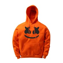 купить Men Hooded Long Sleeve Printed Letter Casual Fashion Hooded Sweatshirt 3d Hoodies Winter Hoodie Orange Hoodie дешево