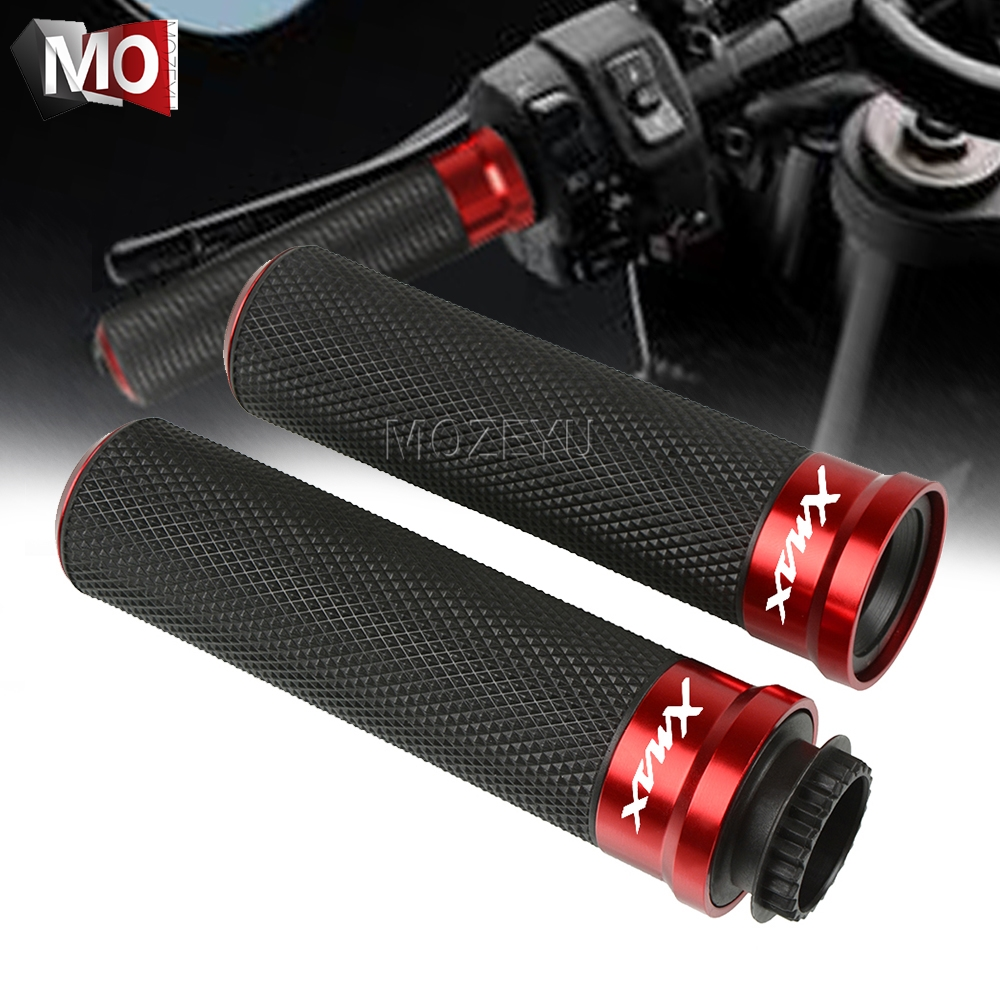 22MM Motorcycle Handlebar Grips Cover Slider Falling Protector Cap Hand Bar End For Yamaha XMAX 125 250 300 400 X-MAX XMAX300