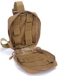 Torebka mała torba torba kempingowa apteczka na zewnątrz taktyczna torba medyczna Traval plecak zestawy survivalowe podróże wspinaczka Emergenc w Torby wspinaczkowe od Sport i rozrywka na
